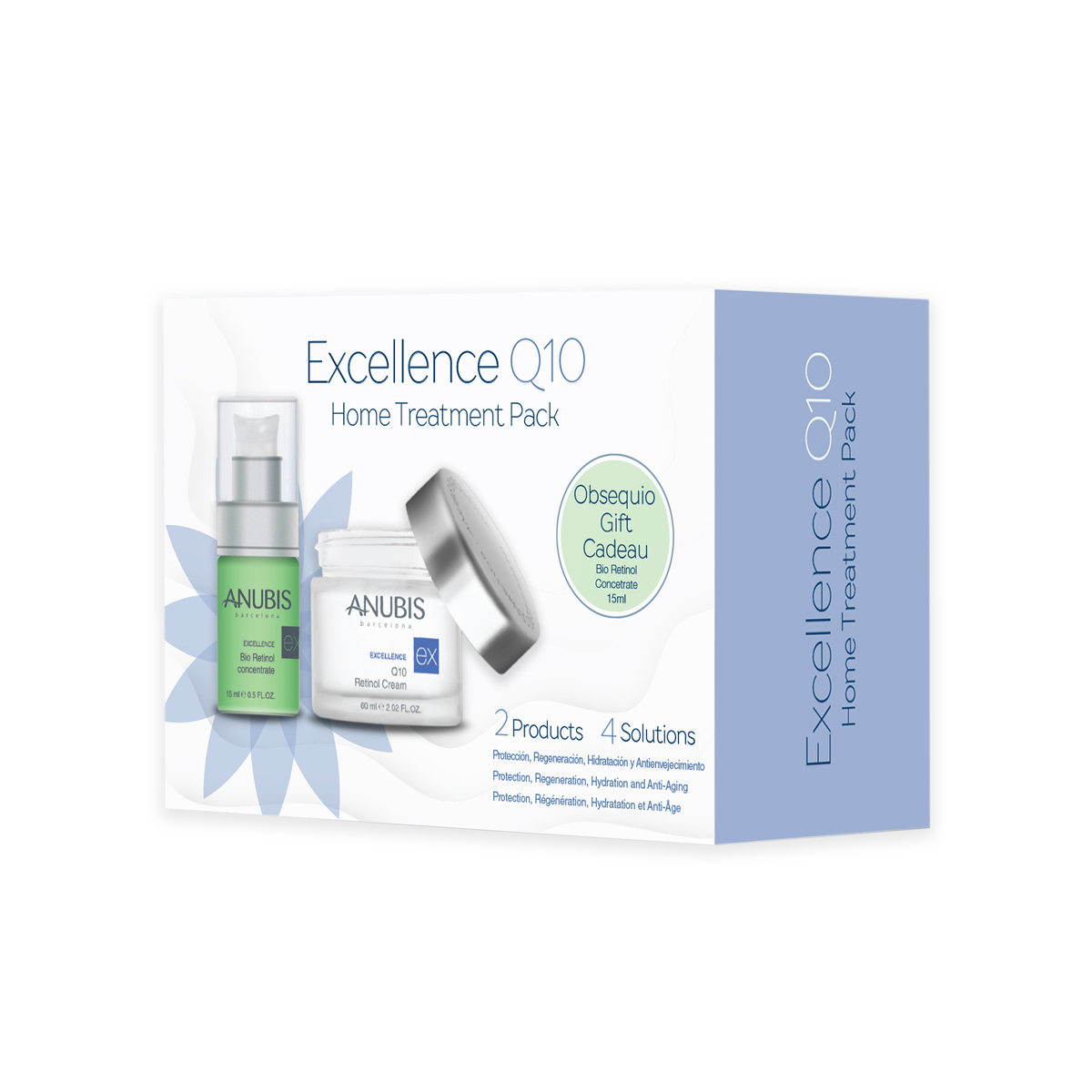 Pack Excellence Q10 Retinol / Набор Q10 Ретинол